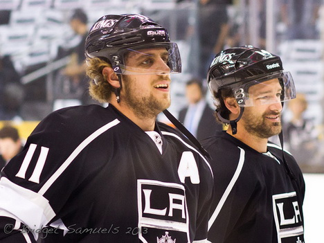 Anze Kopitar, Justin Williams