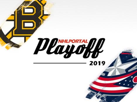 Playoff 2019 - BOS-CBJ