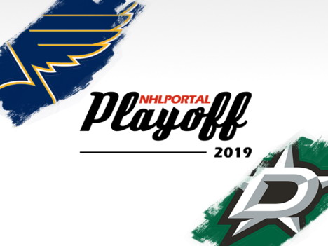 Playoff 2019 - STL-DAL