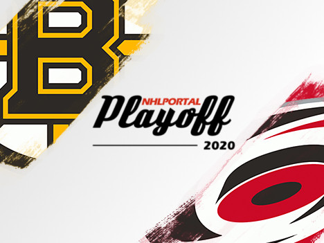Playoff 2020 - BOS-CAR