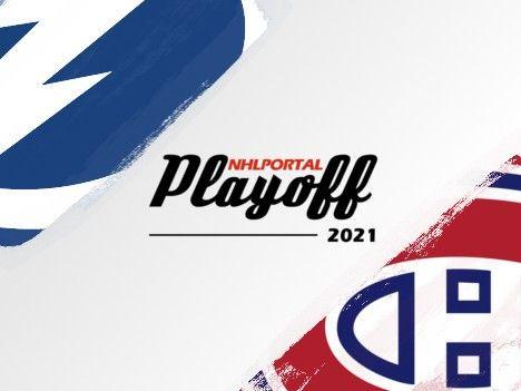 NHL Playoff 2021 - final - TBL-MTL
