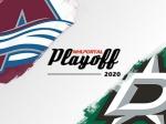 Playoff 2020 - COL - DAL