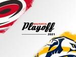 NHL Playoff 2021 - 1st round - CAR-NSH