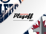 NHL Playoff 2021 - 1st round - EDM-WPG