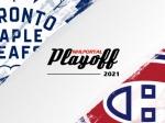 NHL Playoff 2021 - 1st round - TOR-MTL