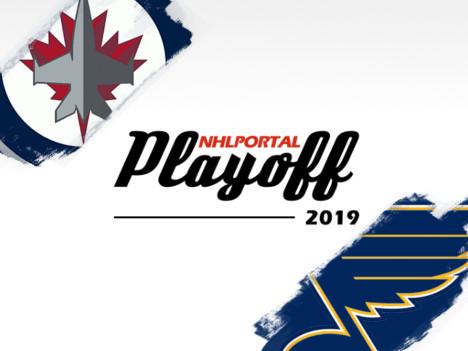 Playoff 2019 - WPG-STL