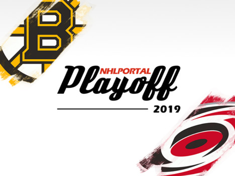 Playoff 2019 - BOS-CAR