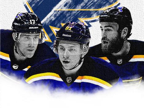 Playoff 2019 - BOS-STL