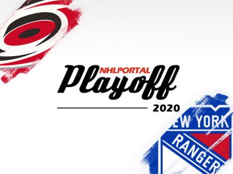 PlayOff 2020 CAR - NYR