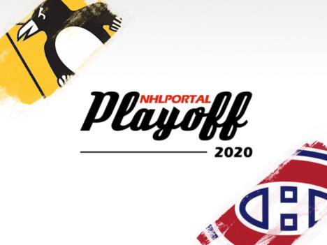 PlayOff 2020 PIT - MTL