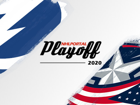 Playoff 2020 - TBL-CBJ