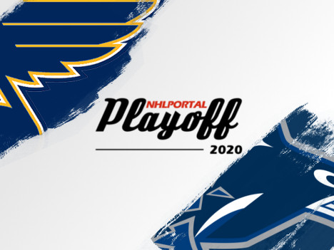 Playoff 2020 - STL-VAN
