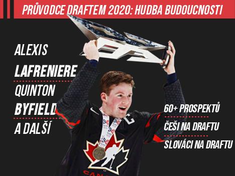 Průvodce NHL draftem