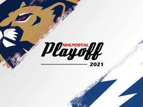 NHL Playoff 2021 - 1st round - FLA-TBL