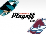 Playoff 2019 - SJS-COL