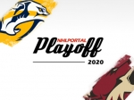 PlayOff 2020 NSH - ARI